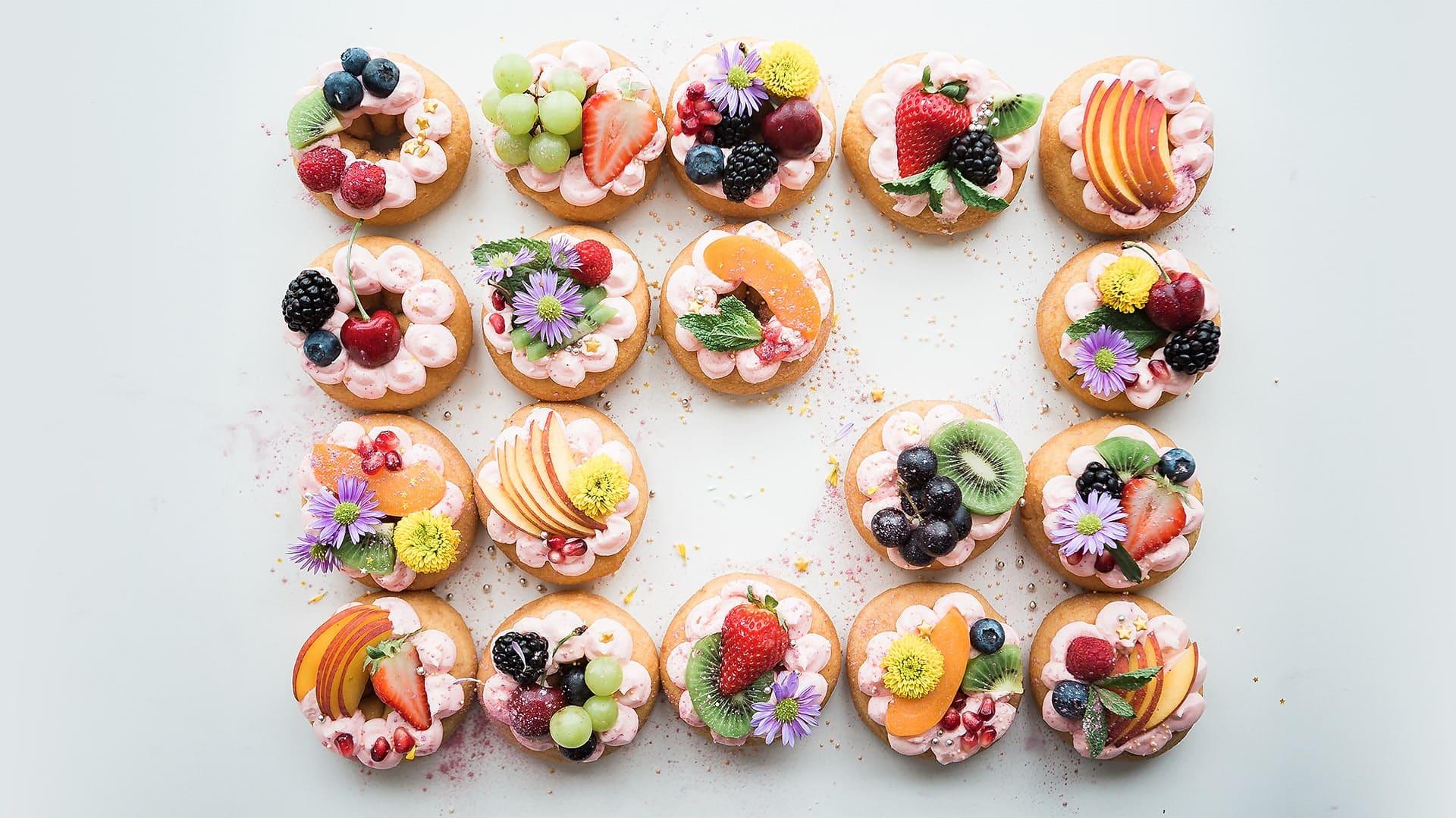 Candy Bar Hochzeit Dessert Foodtruck