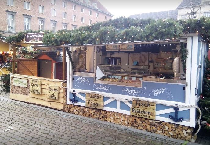 Lachs Döner Presented By Rauch Zeichen