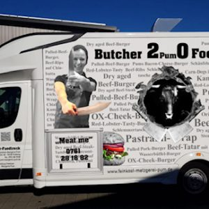 First Butcher Foodtruck